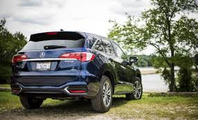 2018 acura dimensions. beautiful acura 2018 acura rdx rear on acura dimensions