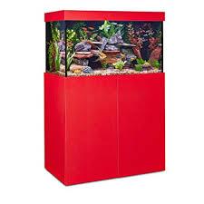 Imagitarium 40-Gallon <b>Modular</b> Aquarium Magnetic <b>Panels</b> in Red ...