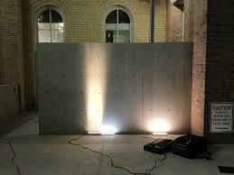 wall washing lighting. The Fixture On Left Has Wall Wash Washing Lighting I