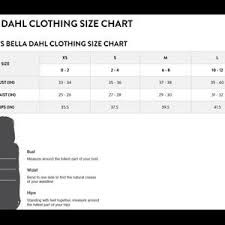 Doen Size Chart Cloth Stone By Bella Dahl Blouse Large Button Nwt