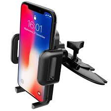 innovation cool phone holders co uk mobile mounts stands cd slot diy cell car earphone wood card