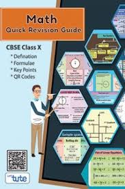 Download Mathematics Charts With Formulas For Quick Revision Cbse Class 10 By Lets Tute Pdf Online
