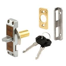 admirable sliding patio door lock pin prime line sliding patio door pin lock with retaining ball