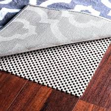 natural rubber rug pad for hard floors rubber rug pads for hardwood floors special no slip