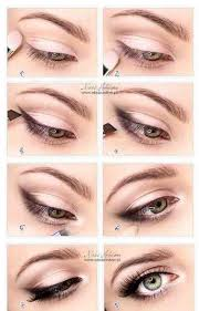 easy eye makeup tutorial for blue eyes brown eyes or hazel eyes great for that natural look hooded or smokey look too if you have small eyes