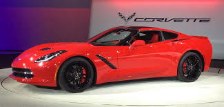 Chevrolet Corvette Is Most 'Made In America' Car, Study Says ...