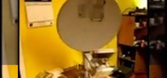 how to a satellite dish into a wifi signal booster s mods circuitry gadget s