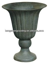 Decorative Garden Urns European Classic Cast Iron Decorative garden urns View decorative 28