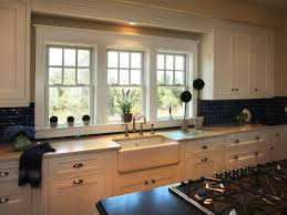 Bay Window Kitchen Kitchen Window Ideas Pictures Ideas Tips From Hgtv Hgtv