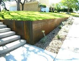 Short Retaining Wall Ideas Landscape Wall Design Small Retaining Classy Backyard Retaining Wall Designs Plans