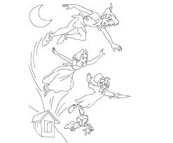 Disegni Di Peter Pan Da Colorare Foto Nanopress Donna