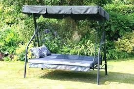 home depot patio swing wood swings with canopy and cups porch yard chairs the dep