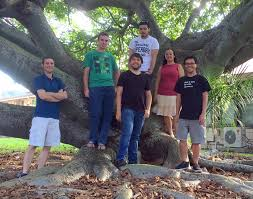 uh hilo student mathematicians compete in prestigious exam uh the uh hilo 2015 puttnam team stands in front of a large monkeypod tree on campus
