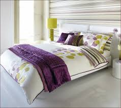 purple and green duvet covers
