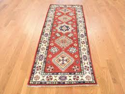 2 4 x6 7 special kazak pure wool hand knotted runner oriental rug cwr38657