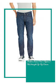 Hudson Jeans Men's Byron 5 Pkt Straight Zip Fly Denim in 2020 | Hudson  jeans, Mens jeans, Byron