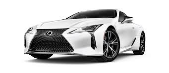 2018 lexus lfa. simple lfa 2018 lc 500 in ultra white with u002720inch split10spoke with lexus lfa w