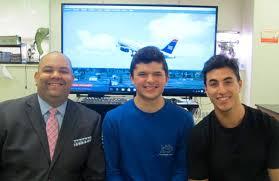 Fordham Prep Aviation Club reaches new heights – Bronx Times