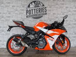 ktm rc125 2018 brand new unregistered and 0 finance available