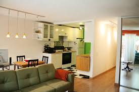 Small Kitchen Living Room Pleasing Small Kitchen Living Room Interior Design Kitchen Living Room