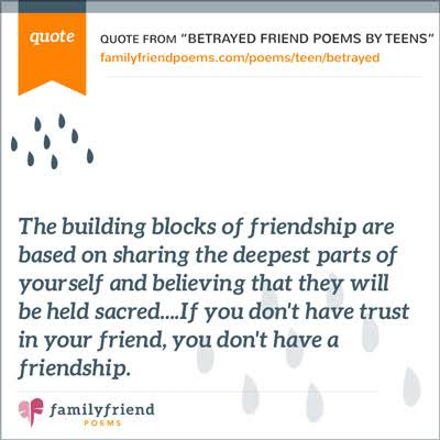 funny friendship poems for teenagers