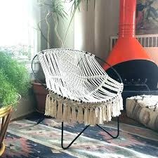 macrame swing chair macrame hammock chair macrame hanging chair macrame chair mid century modern macrame hoop