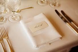 wedding reception table settings. Elegant Wedding Reception Table Setting For Sir Paul McCartney Settings E
