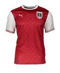 Fifa 21 russia 2021 uefa european championship squad. Puma Osterreich Trikot Home Em 2021 F01 Sport 1a