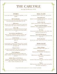 Italian Fine Dining Menu Design Templates By Musthavemenus
