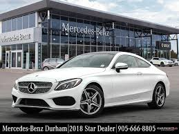 New 2018 Mercedes-Benz C-Class C300 Coupe in Whitby #I90090 ...