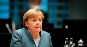 eternal chancellor' Angela Merkel marks ...