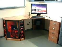 desk for desk desktop computer desk coolest computer desks great coolest desk ever more