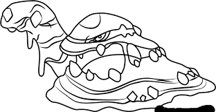 Alolan Ninetales Kleurplaat Ninetales Forma De Alola Dibujos En 2019