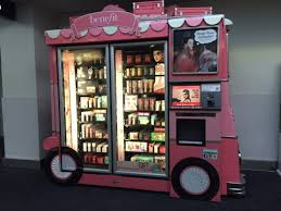 Portable Vending Machines Simple Airport Vending Machines Help Pax Fuel Up With Healthy Salads And