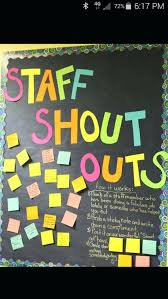 office motivation ideas. Staff Shout Outs More Office Motivation Ideas Team L