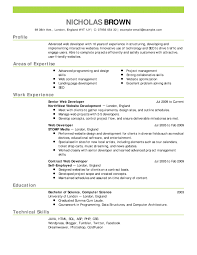 Brilliant Ideas Of Free Resume Templates For Libreoffice In Free