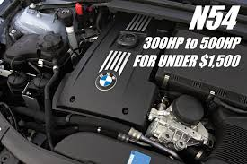 BMW Convertible 2007 335i bmw : How to Give Your N54 BMW 135i or 335i 500HP For Under $1,500