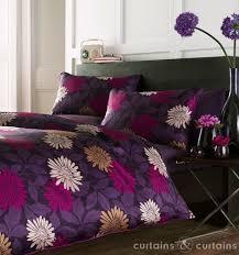 mei duvet cover set purple king size sweetgalas and purple duvet cover