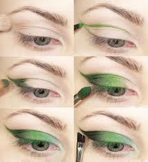 scene makeup ideas alien for cal funky in 2018 eye