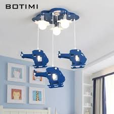 Kids pendant lighting Childrens Botimi Kids Pendant Lights With Blue Plane 220v Led Cartoon Hanging Lamp Boys Bedroom Lighting Children Room Pendant Lamps Aliexpress Botimi Kids Pendant Lights With Blue Plane 220v Led Cartoon Hanging