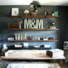 small work office decorating ideas industrial interior design decor home d25 decorating