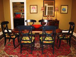 beautiful jute rug under dining room table modern formal dining room images of area rugs under