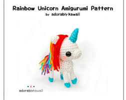 <b>Rainbow unicorn</b> toy | Etsy