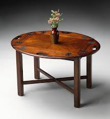 plantation cherry butler table butler specialty 2427024 included