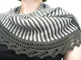 Knit Shawl Pattern Simple Top 48 Free Shawl Knitting Patterns