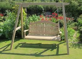 garden bench and seat pads hammock swing seat wooden swing stand metal garden swing outdoor