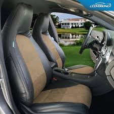 alcantara custom seat covers