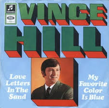 vince hill with the ed lester singers love letters in the sand columbia