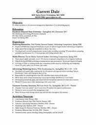 Resume Objective Examples For Cashier Gentileforda Com