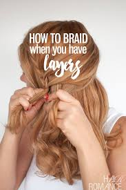 Bohemian Hairstyles 59 Best How To Braid When You Have Layers Hair Romance